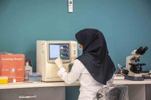 آزمایشگاه بهمن طب